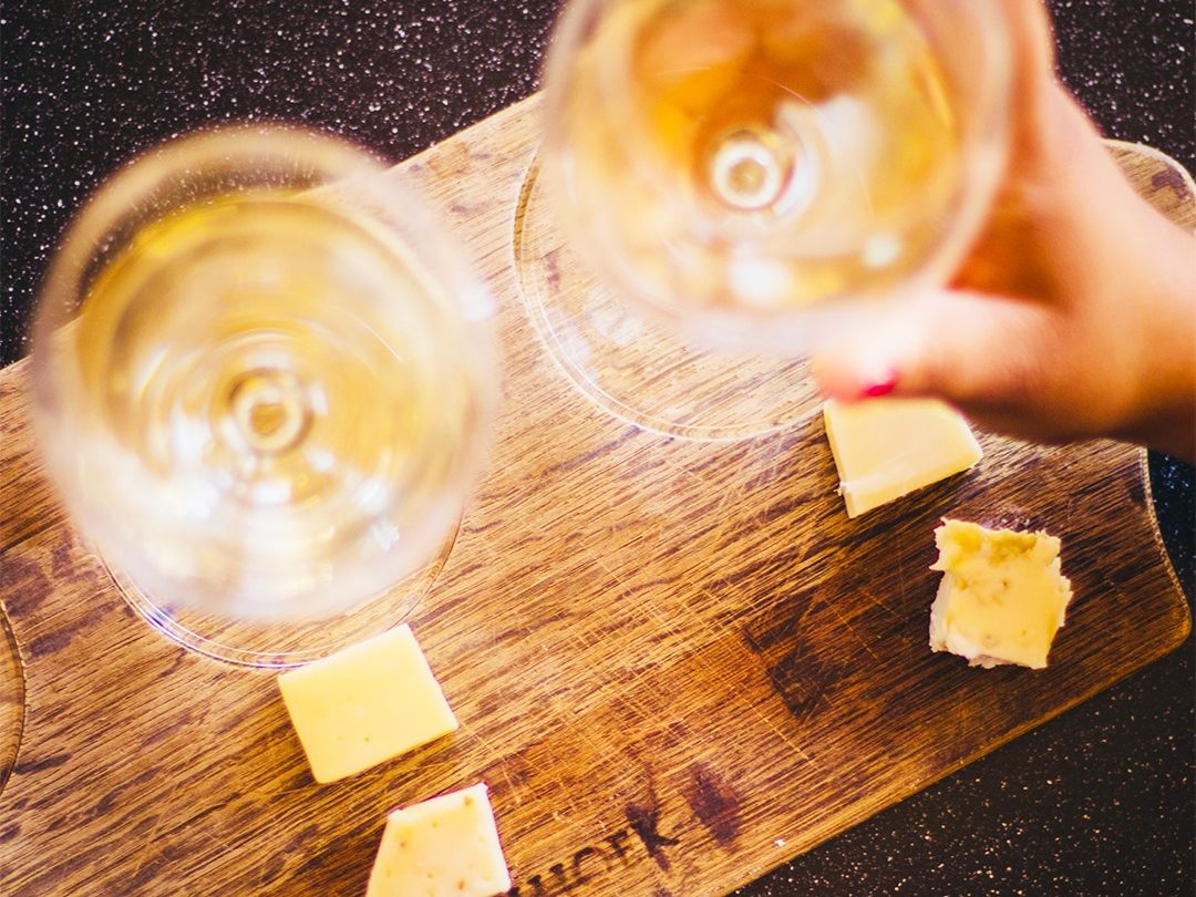 Cheese and Wine Pairing - Franschhoek Cellars - Franschhoek Vineyard Hopper
