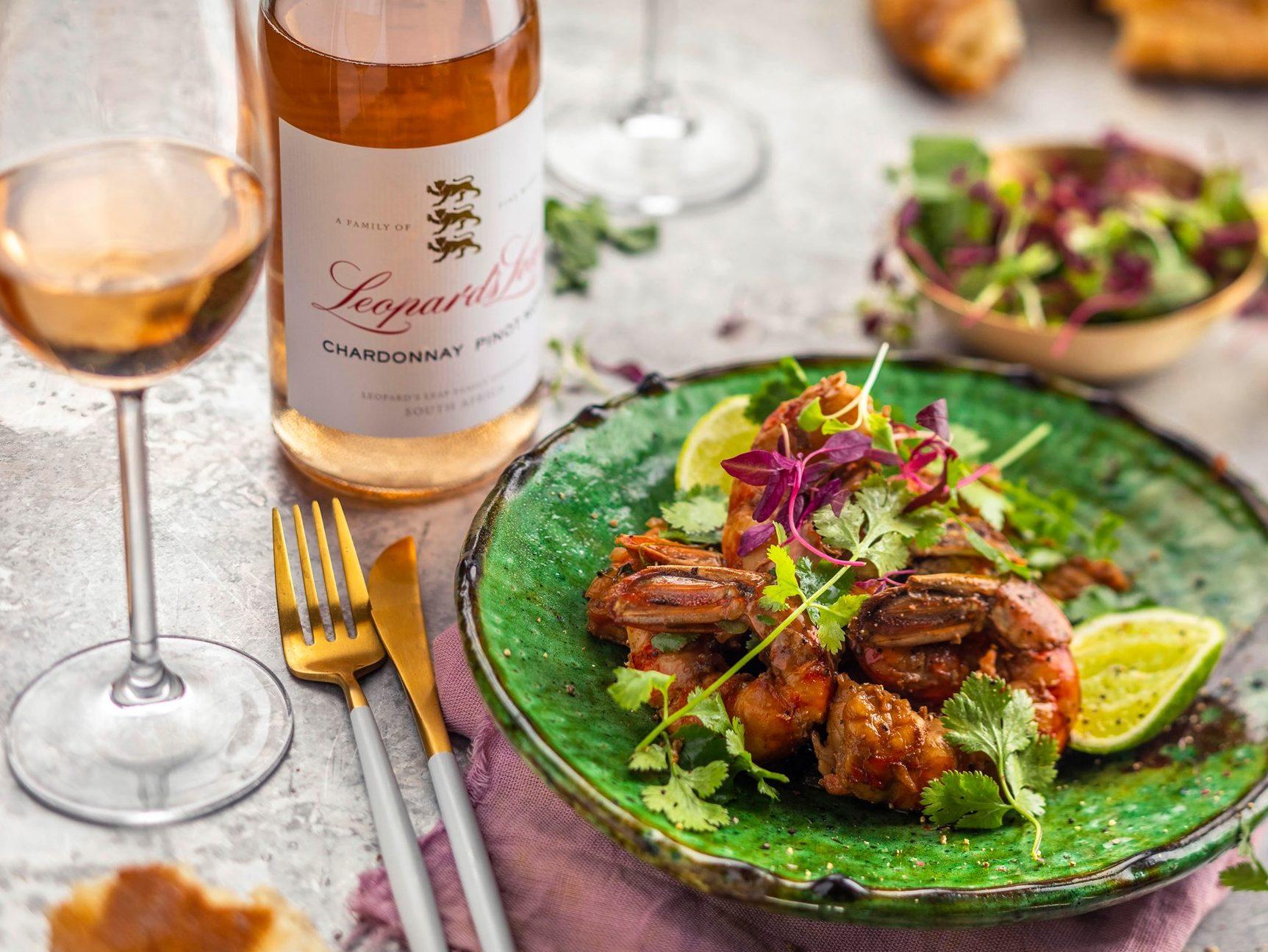 Wine and Food - Leopards Leap - Franschhoek Vineyard Hopper