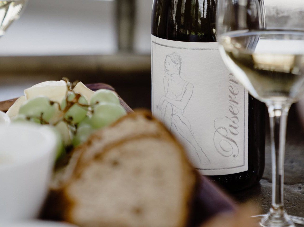 Wine and Food - Paserene -  Franschhoek Vineyard Hopper